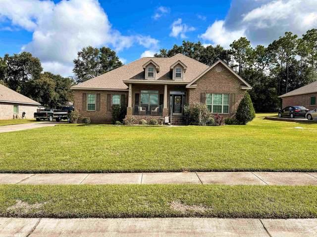 7570 Julie Ann Dr, Saraland, AL 36571 (MLS #320383) :: Alabama Coastal Living