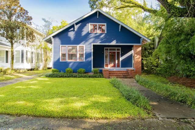 1856 Old Government Street, Mobile, AL 36606 (MLS #320426) :: Alabama Coastal Living