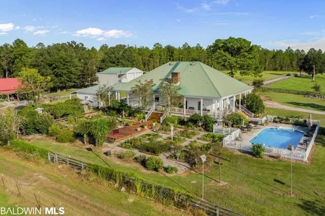 12950 Beverly Jeffries Highway, Citronelle, AL 36522 (MLS #320457) :: Alabama Coastal Living