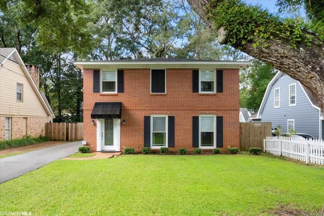 812 Henckley Ave, Mobile, AL 36609 (MLS #320462) :: Dodson Real Estate Group