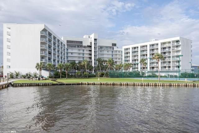 1832 W Beach Blvd 902A, Gulf Shores, AL 36542 (MLS #320469) :: The Kim and Brian Team at RE/MAX Paradise