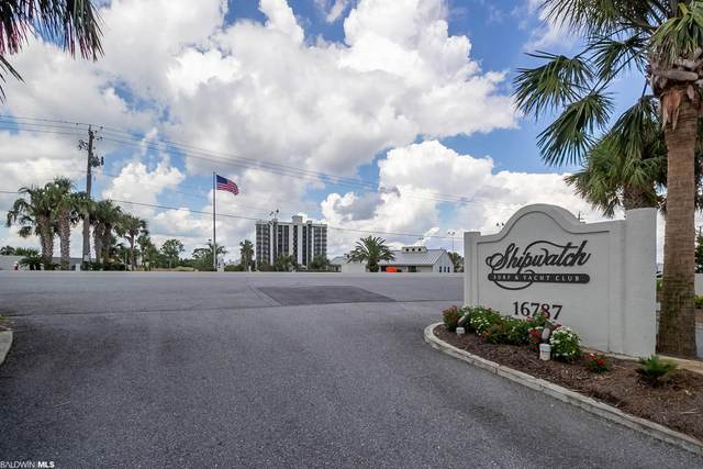 16787 Perdido Key Dr 505E, Pensacola, FL 32507 (MLS #320478) :: Alabama Coastal Living