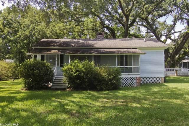 14465 Island Avenue, Magnolia Springs, AL 36555 (MLS #320489) :: Dodson Real Estate Group