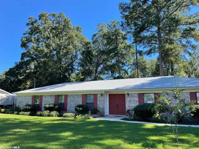 111 Denard Street, Brewton, AL 36426 (MLS #320509) :: Gulf Coast Experts Real Estate Team