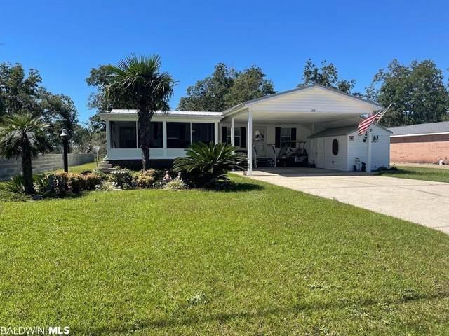 1827 Spanish Cove Dr, Lillian, AL 36549 (MLS #320529) :: Alabama Coastal Living