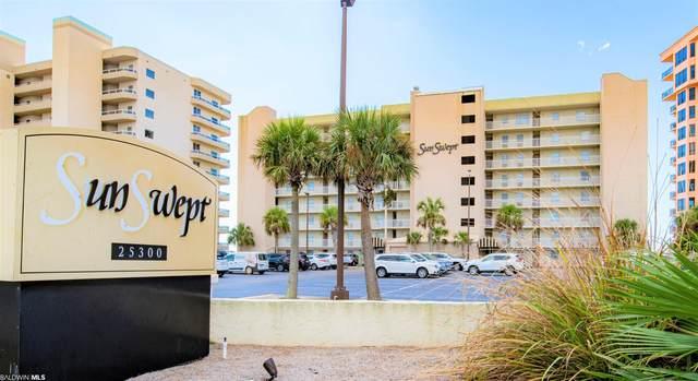 25300 Perdido Beach Blvd #707, Orange Beach, AL 36561 (MLS #320539) :: Dodson Real Estate Group