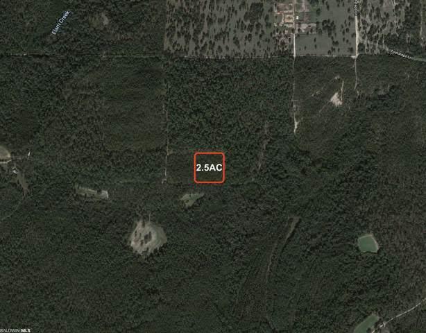 Footsteps Lane, Robertsdale, AL 36567 (MLS #320561) :: Dodson Real Estate Group