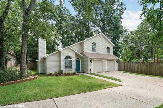 871 W Briar Ct, Mobile, AL 36609 (MLS #320587) :: Bellator Real Estate and Development