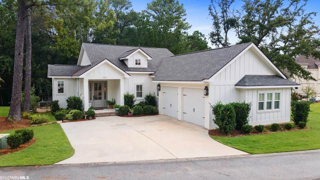 525 Artesian Spring Dr, Fairhope, AL 36532 (MLS #320598) :: Ashurst & Niemeyer Real Estate