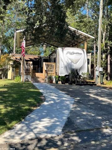 110 Horn Dr, Lillian, AL 36549 (MLS #320616) :: Crye-Leike Gulf Coast Real Estate & Vacation Rentals