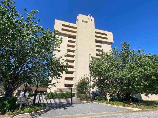 100 Tower Drive #1204, Daphne, AL 36526 (MLS #320620) :: Ashurst & Niemeyer Real Estate