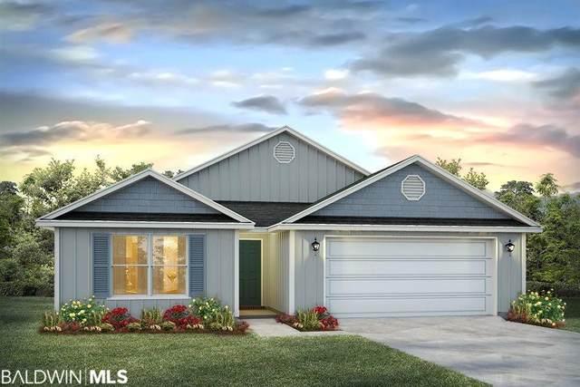 7445 Brompton Drive, Foley, AL 36535 (MLS #320632) :: Coldwell Banker Coastal Realty