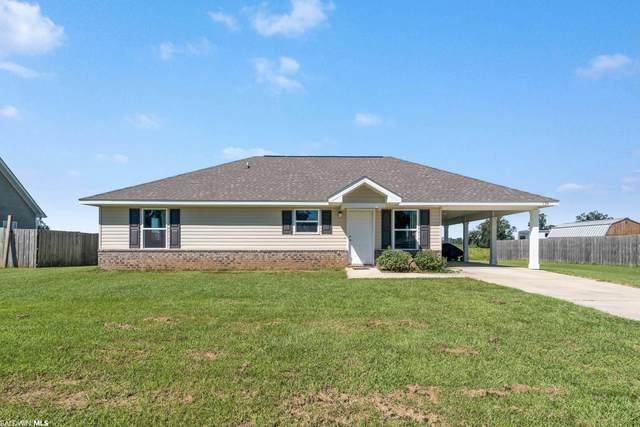 134 Eagles Loop, Robertsdale, AL 36567 (MLS #320654) :: Coldwell Banker Coastal Realty