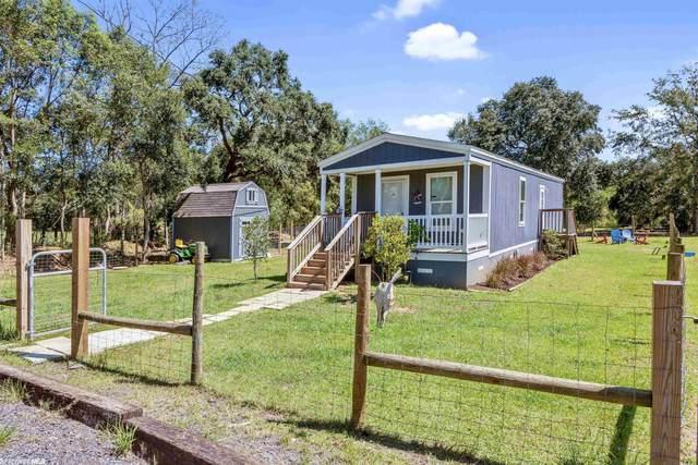 23062 S County Road 62, Robertsdale, AL 36567 (MLS #320655) :: Coldwell Banker Coastal Realty
