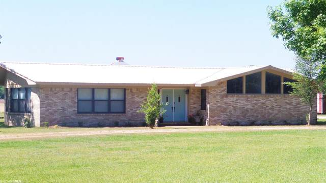 1474 Still Farm Rd, Atmore, AL 36502 (MLS #320667) :: JWRE Powered by JPAR Coast & County