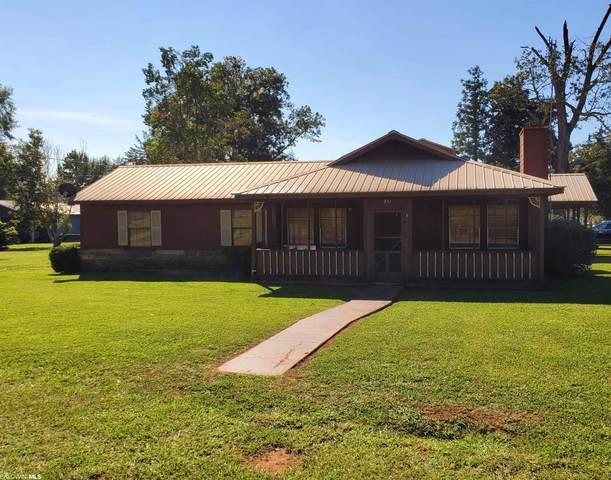 351 Cowpen Creek Road, Atmore, AL 36502 (MLS #320686) :: RE/MAX Signature Properties