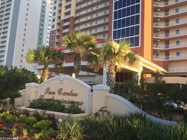 365 E Beach Blvd #1706, Gulf Shores, AL 36542 (MLS #320701) :: RE/MAX Signature Properties