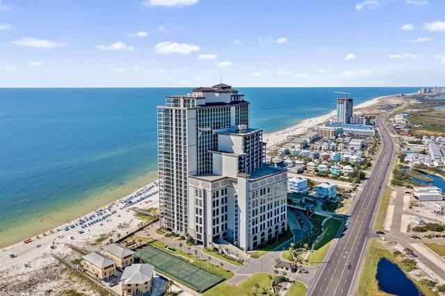 23450 Perdido Beach Blvd #1607, Orange Beach, AL 36561 (MLS #320731) :: Dodson Real Estate Group
