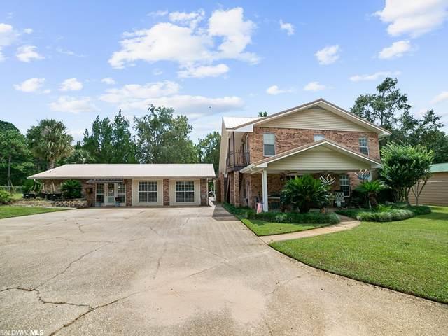 9431 Jeff Hamilton Road, Mobile, AL 36695 (MLS #320753) :: Dodson Real Estate Group