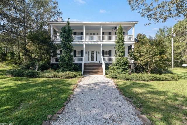 40498 Pine Grove Rd, Bay Minette, AL 36507 (MLS #320759) :: Gulf Coast Experts Real Estate Team
