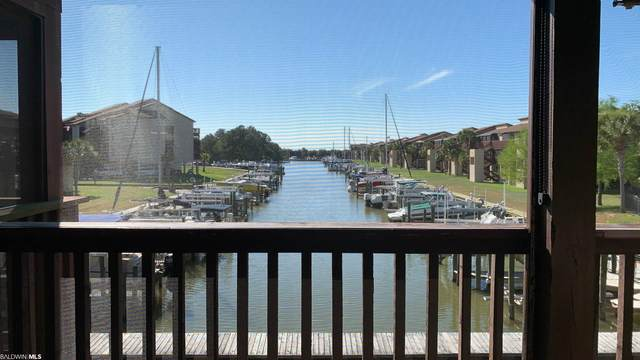 1220 C Portside Ln 1220 C, Gulf Shores, AL 36542 (MLS #320761) :: Dodson Real Estate Group