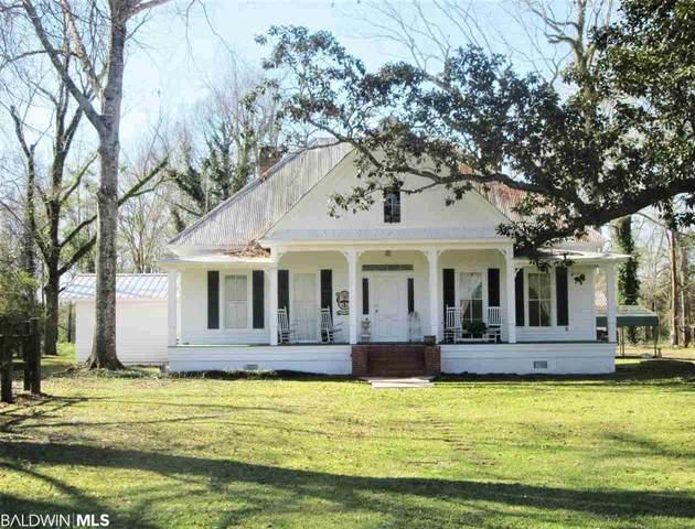 10000 Bryant Landing Road, Stockton, AL 36579 (MLS #320823) :: Dodson Real Estate Group