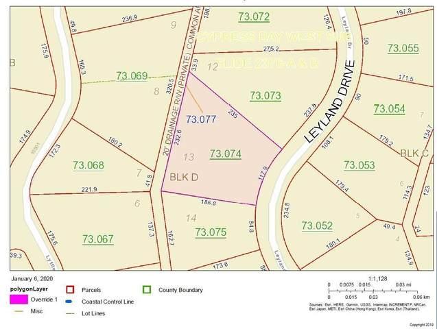 13D Leyland Drive, Lillian, AL 36549 (MLS #320826) :: RE/MAX Signature Properties