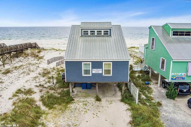 1593 W Beach Blvd, Gulf Shores, AL 36542 (MLS #320828) :: Dodson Real Estate Group