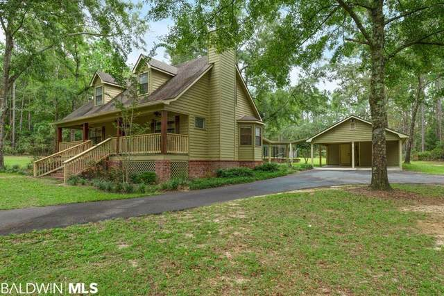 9300 Whitehouse Fork Road Ext., Bay Minette, AL 36507 (MLS #320871) :: Gulf Coast Experts Real Estate Team