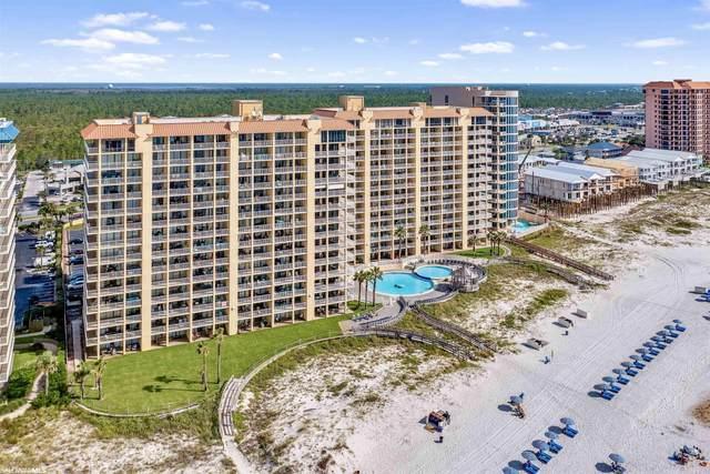 25020 Perdido Beach Blvd #1106, Orange Beach, AL 36561 (MLS #320927) :: RE/MAX Signature Properties