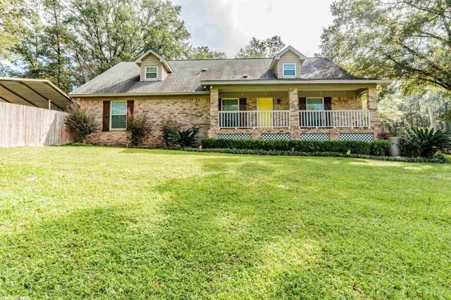 7140 Cedar Drive, Saraland, AL 36571 (MLS #320966) :: Elite Real Estate Solutions