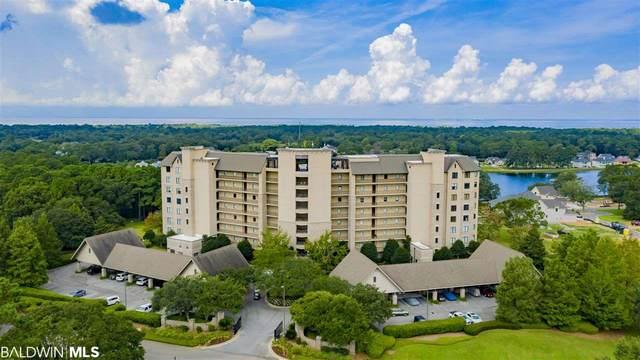 18269 Colony Drive #103, Fairhope, AL 36532 (MLS #321017) :: Dodson Real Estate Group
