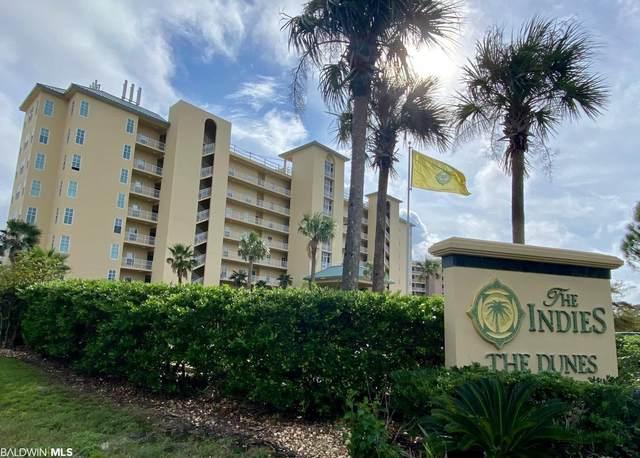 453 Dune Drive #604, Gulf Shores, AL 36542 (MLS #321023) :: Dodson Real Estate Group