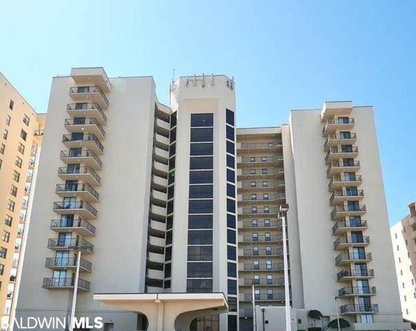 24132 Perdido Beach Blvd #1023, Orange Beach, AL 36561 (MLS #321029) :: Bellator Real Estate and Development