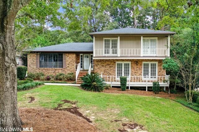 124 Broadmoor Drive, Daphne, AL 36526 (MLS #321045) :: Dodson Real Estate Group