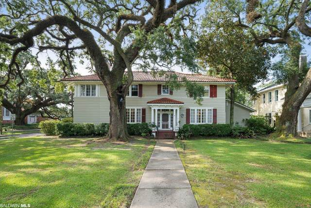 1551 Dauphin Street, Mobile, AL 36604 (MLS #321067) :: Dodson Real Estate Group