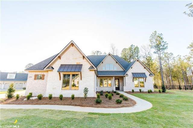 17 Natures Trail, Gulf Shores, AL 36526 (MLS #321118) :: Dodson Real Estate Group