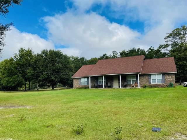 215 Griceland Drive, Brewton, AL 36426 (MLS #321126) :: Sold Sisters - Alabama Gulf Coast Properties