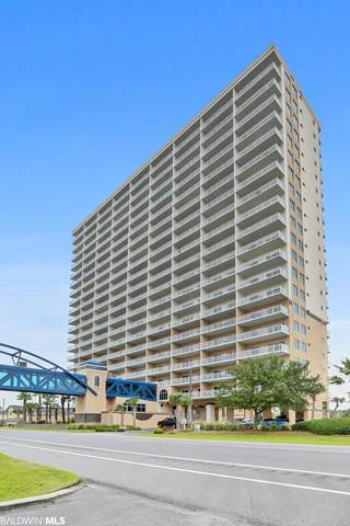 1010 W Beach Blvd #508, Gulf Shores, AL 36542 (MLS #321139) :: Levin Rinke Realty
