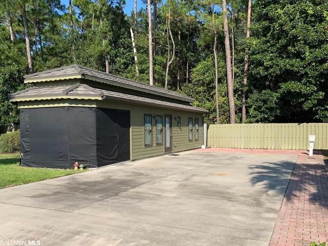 4650 Griffith Marina Road, Orange Beach, AL 36561 (MLS #321144) :: Dodson Real Estate Group