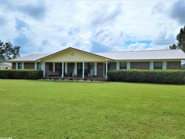612 E Greenwood Road, Summerdale, AL 36580 (MLS #321150) :: Alabama Coastal Living