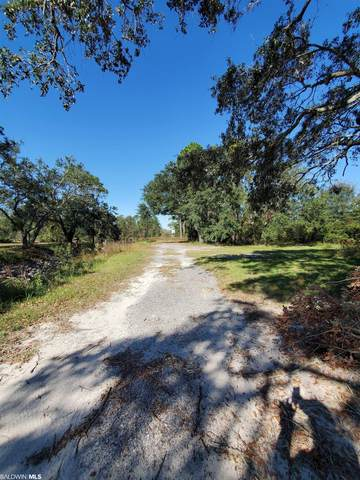 132 W Canal Drive, Gulf Shores, AL 36542 (MLS #321177) :: Dodson Real Estate Group