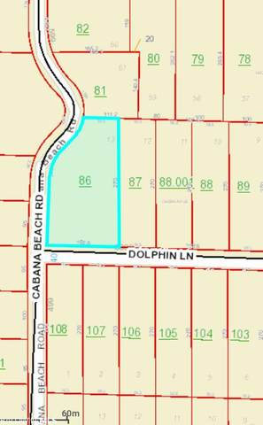 0 Dolphin Lane, Gulf Shores, AL 36542 (MLS #321183) :: RE/MAX Signature Properties