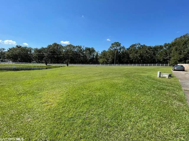 0 Riverbend Loop, Foley, AL 36535 (MLS #321194) :: Dodson Real Estate Group