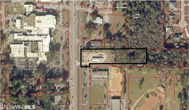 1526 N Mckenzie St, Foley, AL 36535 (MLS #321225) :: Dodson Real Estate Group