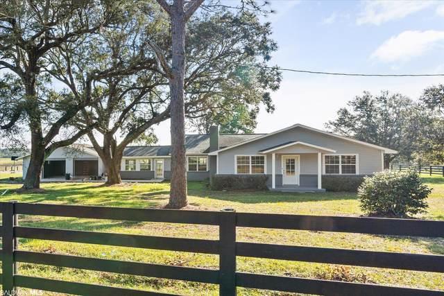 23311 Pate Rd, Robertsdale, AL 36567 (MLS #321226) :: Bellator Real Estate and Development