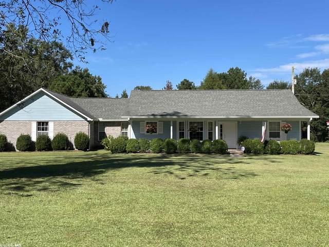 610 Jim Lane, Century, FL 32535 (MLS #321239) :: Crye-Leike Gulf Coast Real Estate & Vacation Rentals