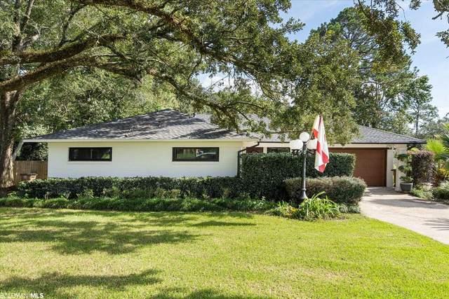 2907 Brierwood Drive, Mobile, AL 36606 (MLS #321261) :: Dodson Real Estate Group