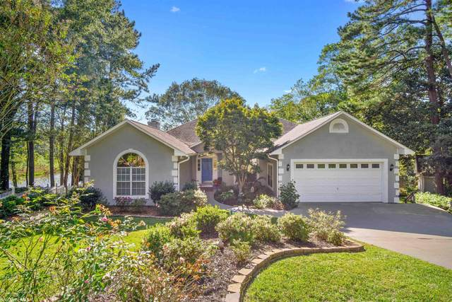 104 Lake Cove Circle, Daphne, AL 36526 (MLS #321274) :: Sold Sisters - Alabama Gulf Coast Properties