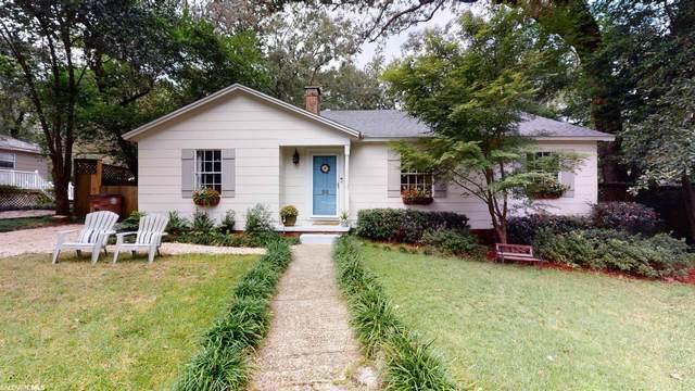 55 W Hathaway Rd, Mobile, AL 36608 (MLS #321278) :: Mobile Bay Realty